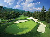 Golf at The Greenbrier West Virginia