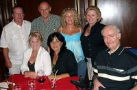 Meeting up at The Atlantic City Hilton's Steakhouse, The Oaks...